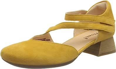 Think! Delicia_3-000368 女士系带高跟鞋,可持续