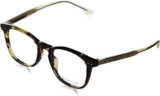 [葆蝶家] 时尚眼镜 BV0100OA 亚洲人适用 AVANA-YELLOW-TRANSPARENT 日本 52,20,150 (均码)
