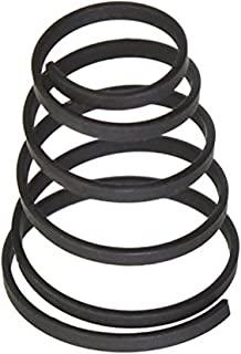 Joan 10 件通用快速释放自行车轮叉弹簧空心轴不锈钢弹簧
