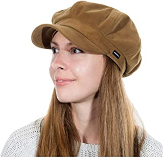 CRAGGI BAGS AND ACCESSORIES 女式 Lara Newsie 帽
