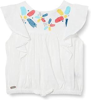 Tuc Tuc 女婴 Blusa Popelín Draw A Rex 衬衫