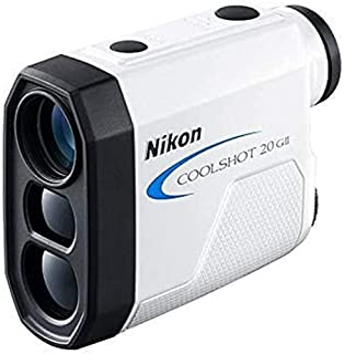 Nikon COOLSHOT 20 GII 激光测距仪,白色