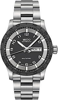 瑞士品牌 MIDO 美度 舵手系列机械男士手表 M018.430.11.062.00
