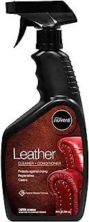 Nuvera 皮革护理清洁剂,黑色 25.5 液盎司