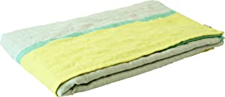 UCHINO 浴巾 棉花糖 蓬松柔软 72×140cm 黄色 8835B728 Y