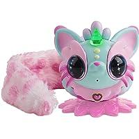WowWee Pixie Belles 互动式魔法动物玩具,Aurora(绿松石)