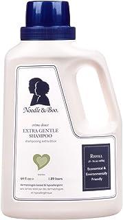 Noodle & Boo 超温和婴儿洗发水,补充装,64液体盎司 盎司