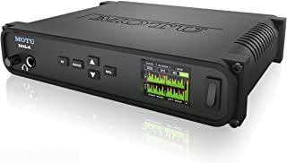 MOTU M64 128in 128out BNC MADI、Optical MADI、Word Clock、USB3.0/AVB音频接口