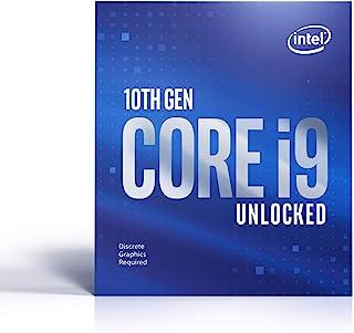 INTEL *0代CPU Comet Lake-S Corei9-10900KF 3.7GHz 10C/20TH BX8070110900KF【 BOX 】 日本正规流通品