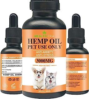 Health Era 宠物天然大麻油;*和*;*辅助;缓解*;关节支持