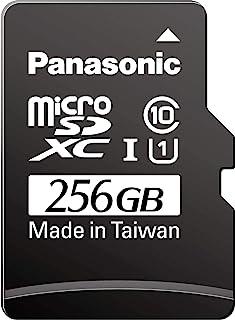 Panasonic 松下电器 产业用/业务用 高耐久microSD卡 3D TLC 256GB TC系列 RPTMTC25SWA