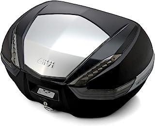 GIVI 摩托车用 后箱 47L 未涂装黑色(铝板) 烟灰镜片 单钥匙包 V47NT 92513