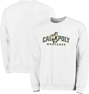 官方 NCAA Cal Poly Mustangs 男士/女士男友运动衫 RYLCPO06