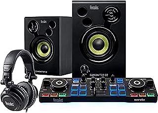 Hercules DJStarter 套件:完整套装,以Serato DJ Lite开始使用