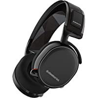 SteelSeries 赛睿 Arctis 7 无滞后 无线游戏耳机-黑色(制造商停产)