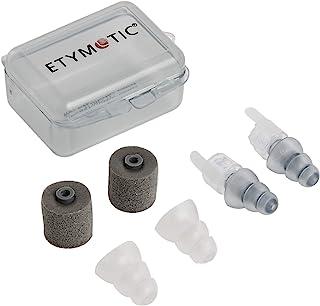 Etymotic Research ER20XS-CCC-P 高保真耳塞,塑料袋包装,1 对,大号ER20XS-UF-P Standard/Large