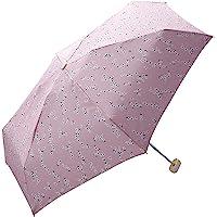 Wpc. 雨伞 折叠伞 粉色 50厘米 女款 手包式 复古花 迷你 701-188 PK