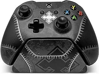 Controller Gear Gears Tactics - Locust Horde 限量版无线控制器和 Xbox Pro 充电支架套装 - 官方 Gears of War & Xbox 无线控制器套装 - Xbox One