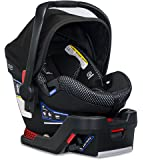Britax B-Safe Ultra 婴儿*座椅 冷流灰色 Infant Car Seat and Base