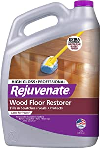 Rejuvenate 专业木地板修复器 1 加仑