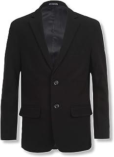 Calvin Klein 大男童 Husky Bi-Stretch 弹力西装外套
