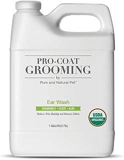 Pro-Coat Grooming - *洗耳液 - 1加仑(约3.8升)