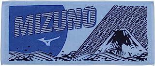 MIZUNO 美津浓 今治毛巾 日式图案面巾 (装盒子) 日本制造 32JY0112