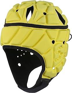 超薄软头盔适用于国旗足球守门员摔跤头盔橄榄球头护杠帽软壳头盔头部保护