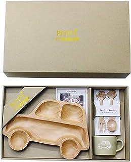 SPICE OF LIFE 木制餐具 儿童餐具 3件套 带马克杯