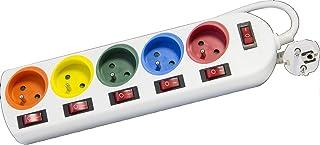 Voltman dio013051 模块式开关 个性化插座 插座板 延长线 白色