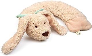 Grünspecht 343-V1 保暖针织颈部枕头,兔子,菜籽籽内枕