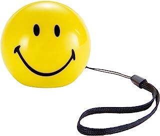 BigBen Interactive bt15smiley 3 W 球黄色便携式扬声器 - 便携式扬声器(3 瓦,有线和无线,蓝牙/3.5 毫米,10 米,3.5 毫米,黄色)