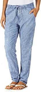 O'Neill 女式 LW Fresa Chambrey 修身裤