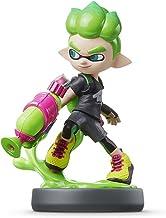 Nintendo 任天堂 amiibo 游戏手办人偶 男孩【荧光绿】 (喷射战士系列)