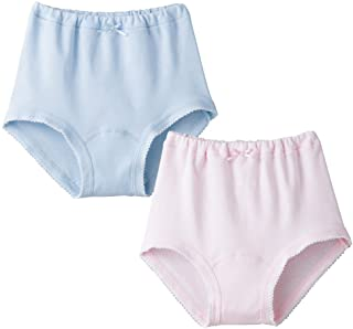 GUNZE 郡是 短裤 全季节 室内晾干 *防臭 *棉 2件装 AF5750B 女孩 多色 日本110 (日本サイズ110相当)