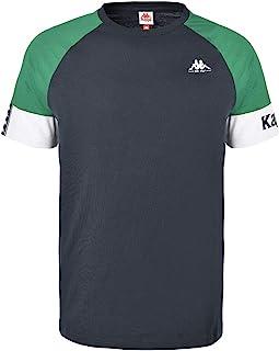 Kappa 男式 Isiah 短袖 T 恤