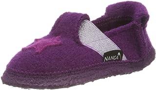 Nanga 女童闪亮星星乐福鞋