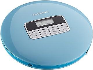 Grundig 根德 CDP 6600 便携式 CD 播放器 蓝色