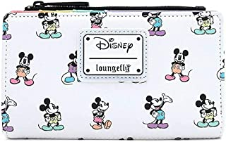 Mickey Mouse Pastel Poses 钱包