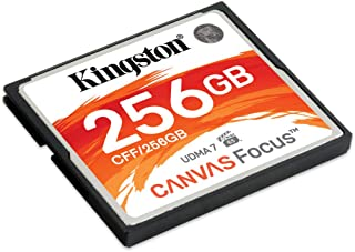 Kingston CF Canvas Focus Compact 闪存CFF/256GB 256GB