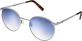 Randolph P3 Infinity 太阳镜哑光铬/骷髅/绿松石金属色 51 毫米