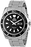 Orient Men's 'Mako XL' Japanese Automatic Stainless Steel Di…