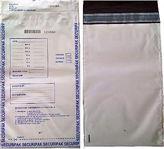 Monetique PSB210 100 个不透明*口袋 210 x 345 毫米