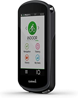 Garmin Edge 1030 Plus,GPS 自行车/自行车计算机,设备上锻炼建议,ClimbPro 节奏指导等(010-02424-00)