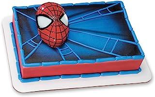 Decopac 蜘蛛侠亮眼装饰套装蛋糕装饰