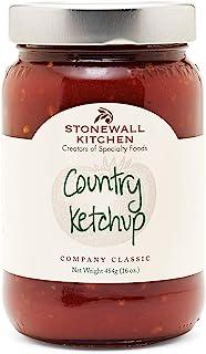 Stonewall Kitchen Country 番茄酱,16 盎司