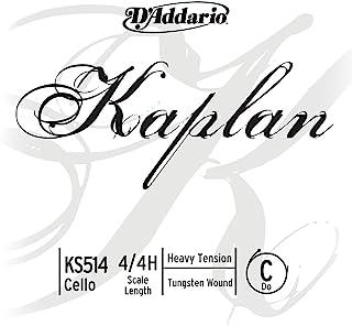 D'Addario 卡普兰 4/4 比例重张力单弦 Cello