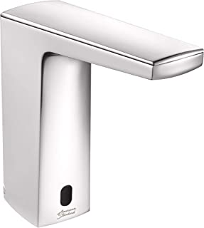 American Standard 702B215.002 Paradigm Selectronic 集成水龙头 带上面 混合,基本型号,1.5 gpm,抛光镀铬