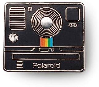 Polaroid Originals 4688 OneStep+ 相机别针徽章 - 黑色