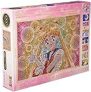 Ensky 1000片 拼圖 美少女戰士水冰月 馬賽克藝術(51x73.5cm)